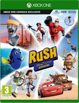 Rush: A Disney Pixar Adventure (Xbox One)