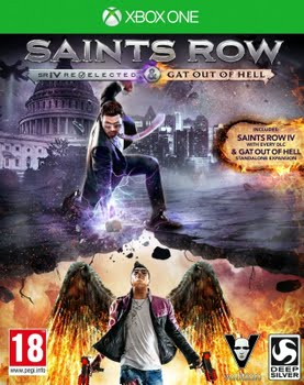 Saints Row 4 Re-Elected + Gat out of Hell (Xbox One)