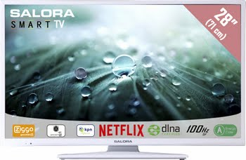 "Salora 28LED9112CSW 28"" HD-ready Smart TV Wit LED TV"