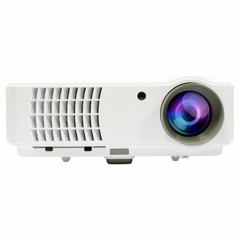 Salora 58BHD2500 2500ANSI lumens LED WXGA (1280x800) Draagbare projector Wit beamer/projector