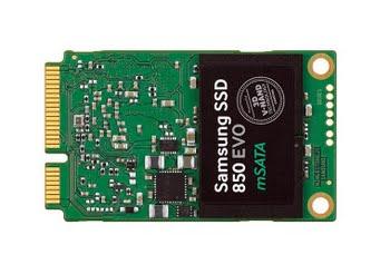 Samsung 850 EVO mSATA 500GB Mini-SATA