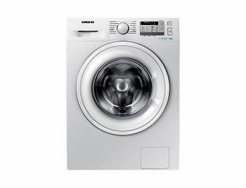 Samsung Eco Bubble Vrijstaand Voorbelading 7kg 1400RPM A+++ Wit wasmachine