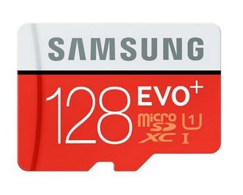 Samsung MB-MC128DA 128GB MicroSDHC UHS Class 10 flashgeheugen