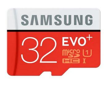 Samsung MB-MC32D 32GB MicroSDHC UHS Klasse 10 flashgeheugen