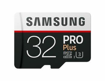 Samsung PRO Plus MB-MD32G 32GB MicroSDHC UHS-I Klasse 10 flashgeheugen
