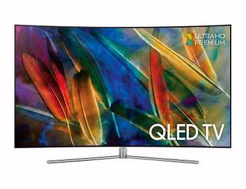 """Samsung QE65Q7C 65"""" 4K Ultra HD Smart TV Wi-Fi Zwart LED TV"""