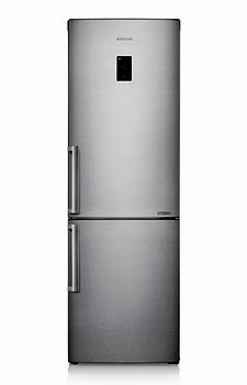 Samsung RB31FEJNBSA Vrijstaand 206l 98l A+++ Zilver koel-vriescombinatie