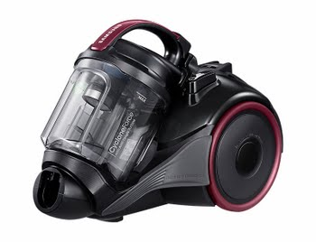 Samsung VC07K41F0HP Cilinderstofzuiger 1.3l 750W A Zwart