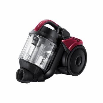 Samsung VC07K51F0VP Cilinderstofzuiger 2l 750W A Zwart, Rood stofzuiger