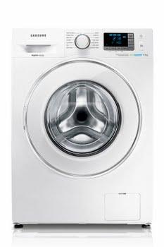Samsung WF80F5E5U4W Vrijstaand Voorbelading 8kg 1400RPM A+++ Wit wasmachine