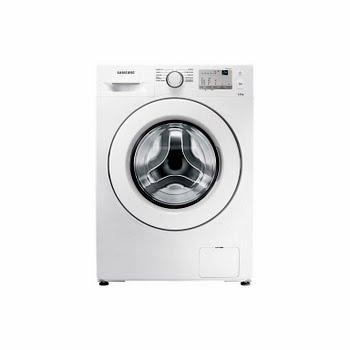 Samsung WW60J3283LW Vrijstaand Voorbelading 6kg 1200RPM A++ Wit wasmachine