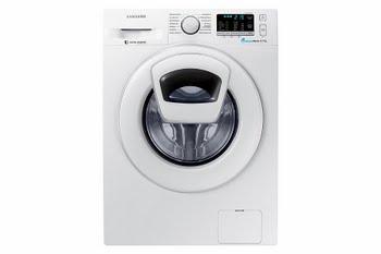 Samsung WW80K5400WW Vrijstaand Voorbelading 8kg 1400RPM A+++ Wit wasmachine