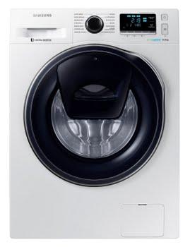 Samsung WW80K6404QW Vrijstaand Voorbelading 8kg 1400RPM A+++-40% Wit wasmachine