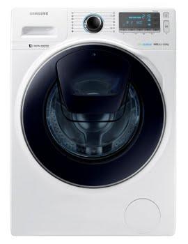 Samsung WW80K7605OW Vrijstaand Voorbelading 8kg 1600RPM A+++-30% Wit wasmachine