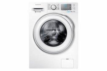 Samsung WW90J6603EW Vrijstaand Voorbelading 9kg 1600RPM A+++ Wit wasmachine
