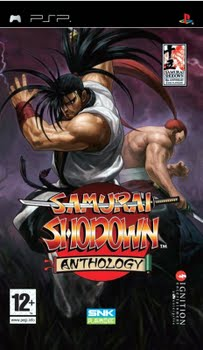 Samurai Shodown Anthology (Sony PSP)