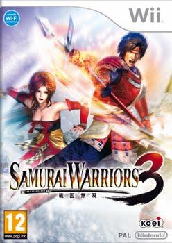 Samurai Warriors 3 (Nintendo Wii)