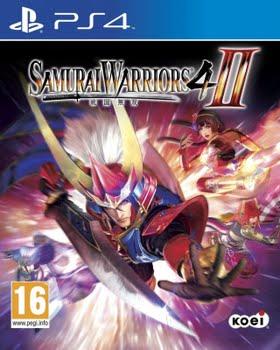Samurai Warriors 4 - II (PS4)