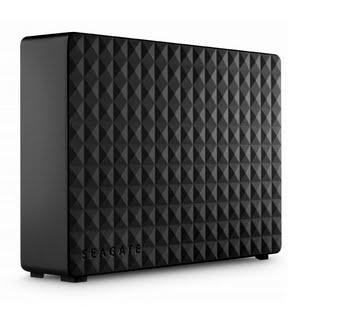 Seagate Archive HDD Expansion Desktop 2TB 3.0 (3.1 Gen 1) 2000GB Zwart