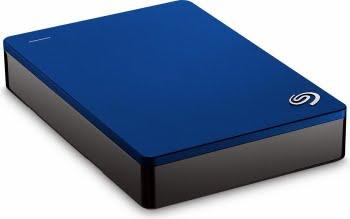 Seagate Backup Plus Portable 4TB 3.0 (3.1 Gen 1) 4000GB Blauw