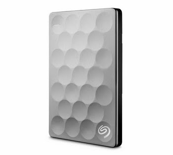 Seagate Backup Plus Ultra Slim 1TB 1000GB Platina