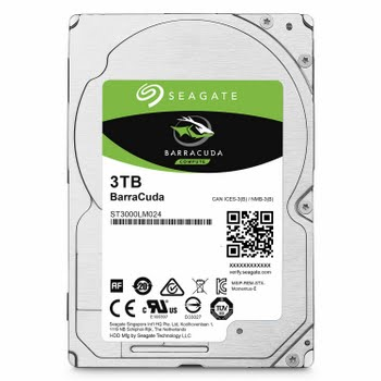 "Seagate Barracuda 2.5"" 3000GB SATA III"