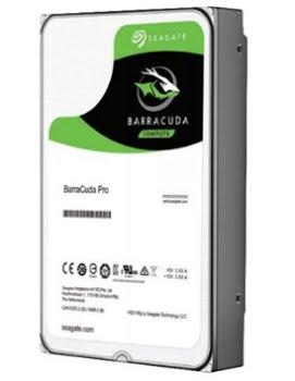 Seagate Barracuda 6TB 6000GB SATA III interne harde schijf