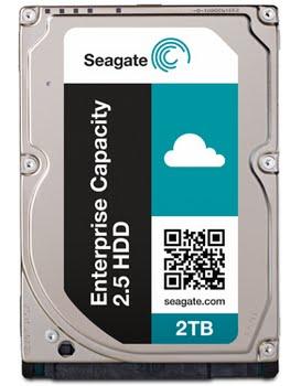 Seagate Constellation .2 2TB 2048GB SATA interne harde schijf