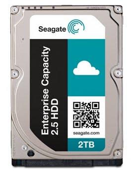 Seagate Constellation 2TB 12Gb/s SAS 2048GB SAS interne harde schijf