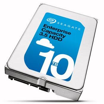 Seagate Enterprise ST10000NM0206 HDD 10000GB SAS interne harde schijf