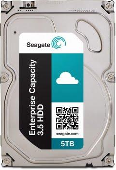 Seagate Enterprise ST5000NM0084 5000GB SATA III interne harde schijf