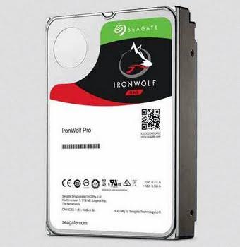 Seagate IronWolf Pro 10TB 10000GB SATA III