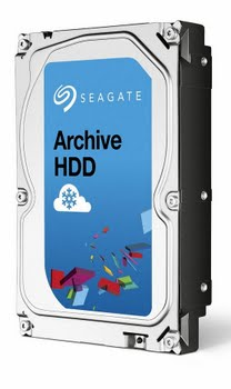 Seagate S-series Archive HDD v2 8TB 8000GB SATA III