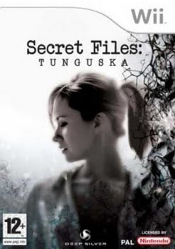 Secret Files Tunguska (Nintendo Wii)