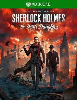 Sherlock Holmes the Devil's Daughter (Xbox One)