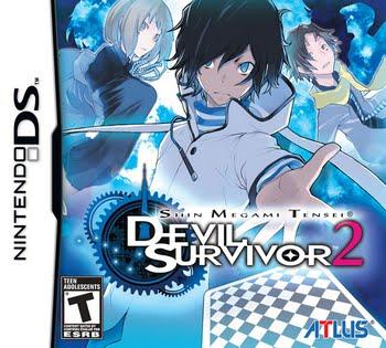 Shin Megami Tensei Devil Survivor 2 (Nintendo DS)