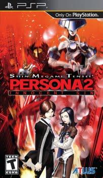 Shin Megami Tensei Persona 2 Innocent Sin (Sony PSP)