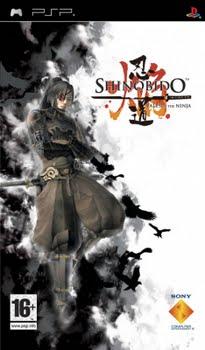 Shinobido Tales of the Ninja (Sony PSP)