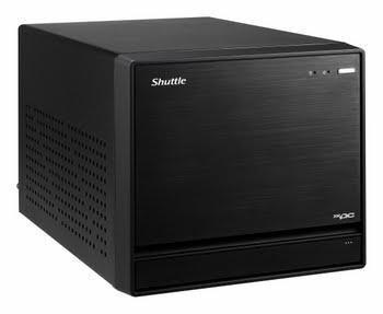 Shuttle SZ170R8 PC/workstation barebone