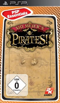 Sid Meier's Pirates (essentials) (Sony PSP)