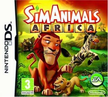 SimAnimals Africa (Nintendo DS)