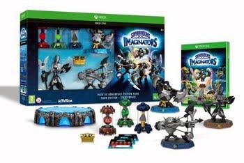 Skylanders Imaginators (Starter Pack) - Dark Edition (Xbox One)
