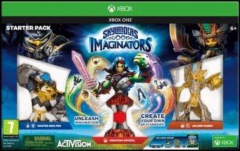 Skylanders Imaginators (Starter Pack) (Xbox One)