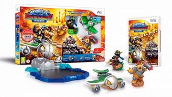 Skylanders Superchargers Racing Starter Pack (Nintendo Wii)