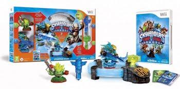Skylanders Trap Team Starterpack (Nintendo Wii)
