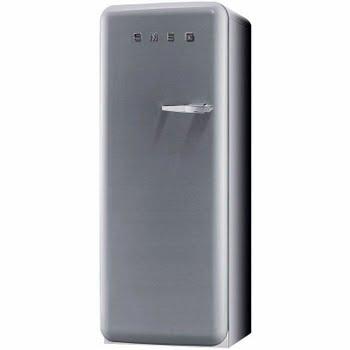 SMEG FAB28LX1 zilver