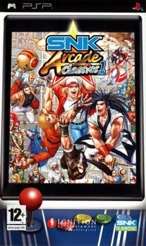 SNK Arcade Classics Vol.1 (Sony PSP)