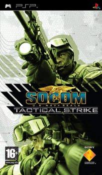 Socom Tactical Strike + Headset (Sony PSP)
