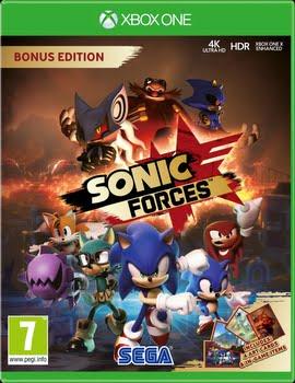 Sonic Forces (Bonus Edition) (Xbox One)