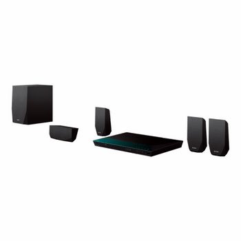 Sony BDV-E2100 3D Blu-ray™-Home Theatre-systeem home cinema-systeem